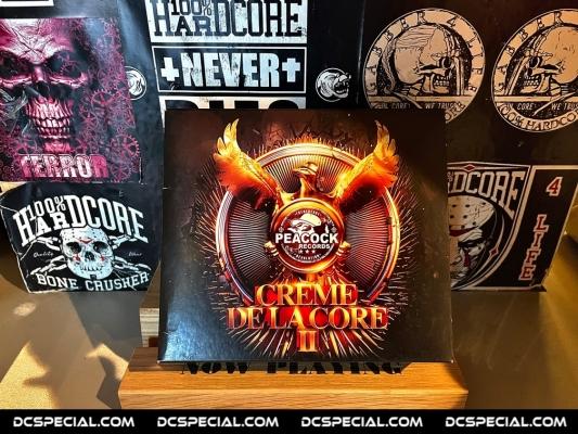 Dr. Peacock CD 'Creme De La Core'