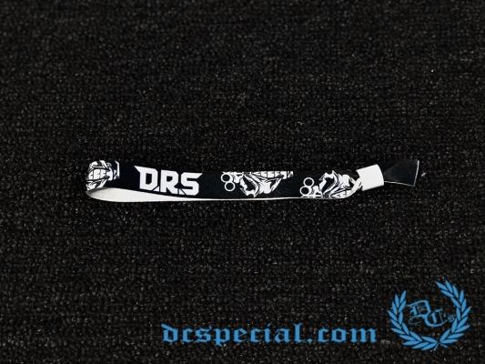 DRS Polsband 'DRS Logo'