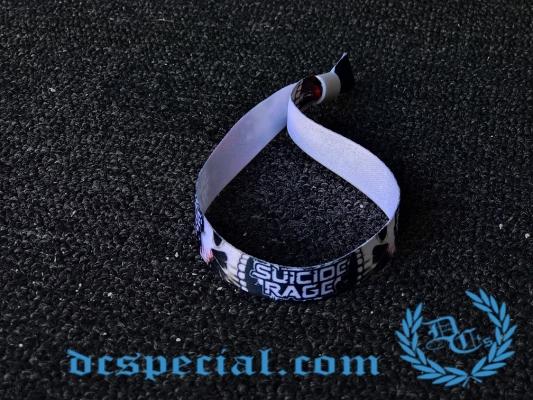 Suicide Rage Polsband 'Suicide Rage'