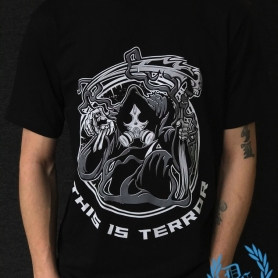 SRB T-shirt 'This Is Terror'