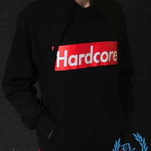 Hardcore Hooded Sweater 'Supreme'