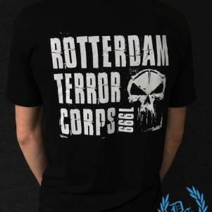 Rotterdam Terror Corps T-shirt 'God Is A Gabber'