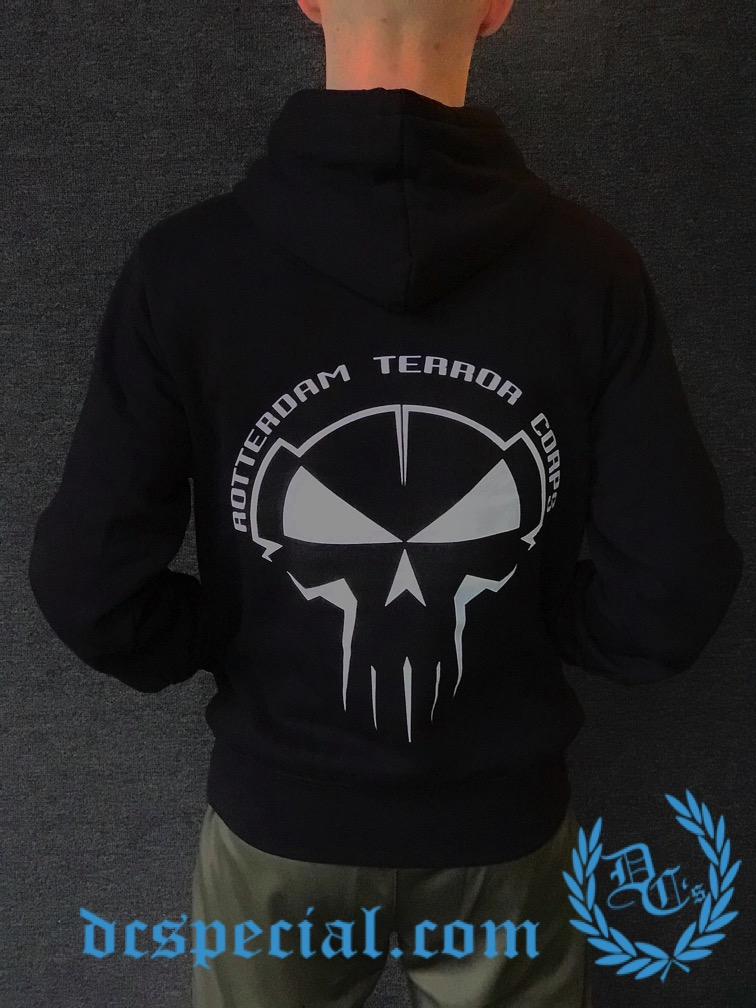 Rotterdam Terror Corps Hooded Sweater 'RTC Basic'