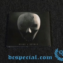Angerfist CD 'Raise & Revolt'