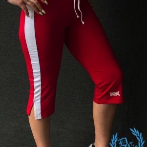 Lonsdale Pantalon Pour Femmes 'Red'