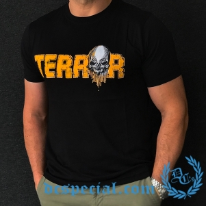 Terror T-shirt 'Toxic College'