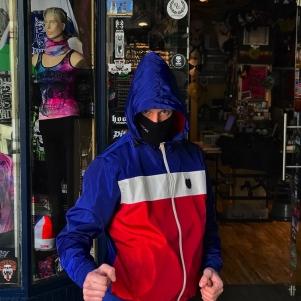 PGwear Full Face Jas 'Invader'