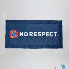 PGwear Flag 'UEFA MAFIA - NO Respect'