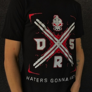 DRS T-shirt 'Haters Gonna Hate'