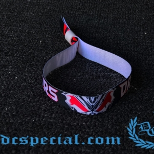 DRS Wristband 'DRS Army Red'