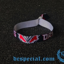 DRS Bracelet 'DRS Army Red'