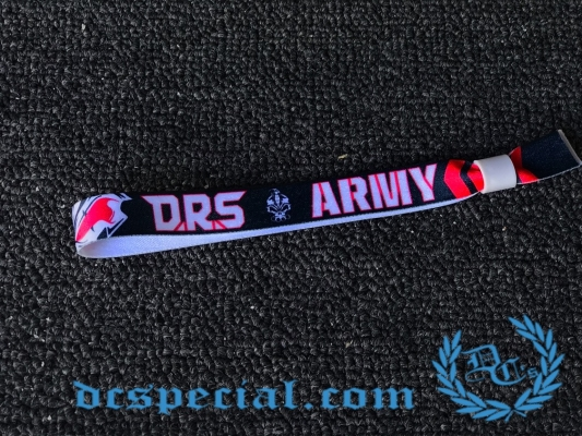 DRS Polsband 'DRS Army Red'