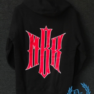 MBK Hooded Sweater 'MBK Logo'