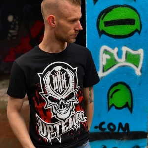 MBK T-shirt 'Bloody'