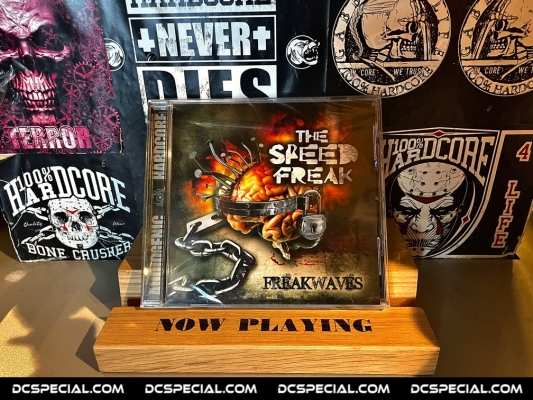 The Speed Freak CD 'Freak Waves'