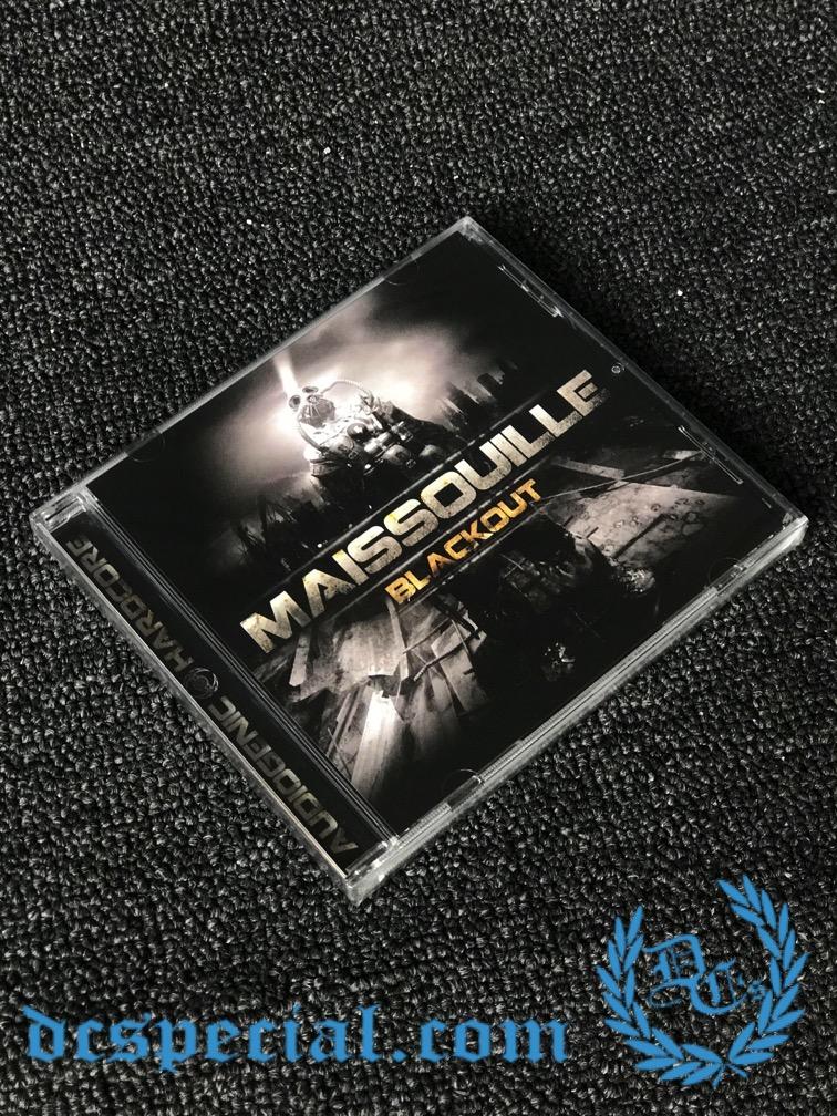 Maissouille CD 'Blackout'