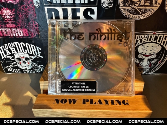 The Nihilist CD 2005 '= 0'