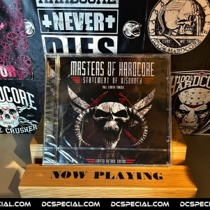 Masters Of Hardcore 2011 CD 'Statement Of Disorder - Limited Giftbox Edition'