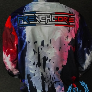 Frenchcore Training Jacket 'The Leader'