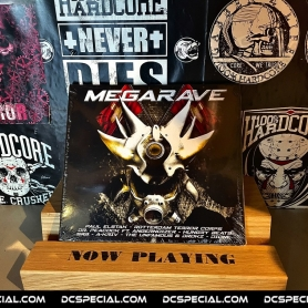 Megarave 2017 CD 'Megarave - The Swiss Edition'