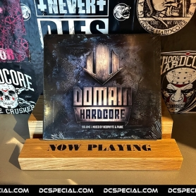 Neophyte Records CD'Domain Hardcore Volume 1 - Mixed By Neophyte & Panic'