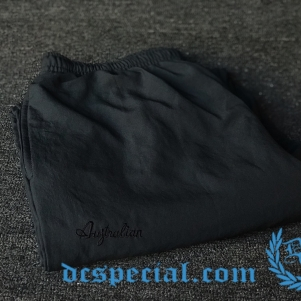 Australian Training Pants 'Full Black'