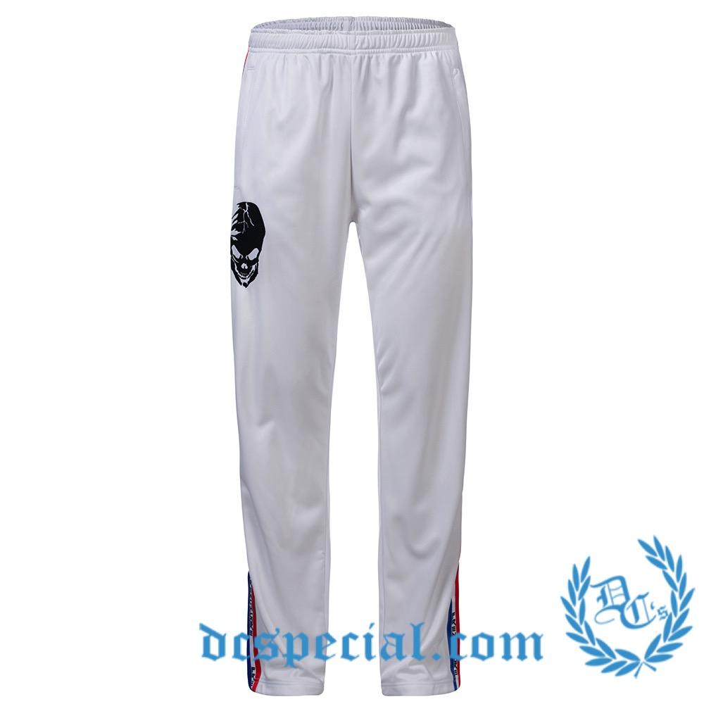 Frenchcore Training Pants 'Classic White'
