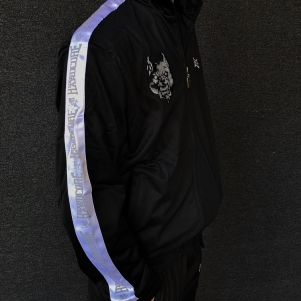 100% Hardcore Training Jacket 'Branded Black'