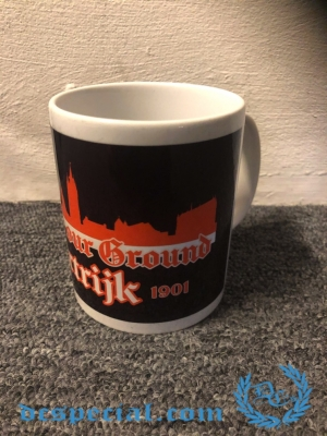 Kortrijk Drinkbeker 'We Stand Our Ground'