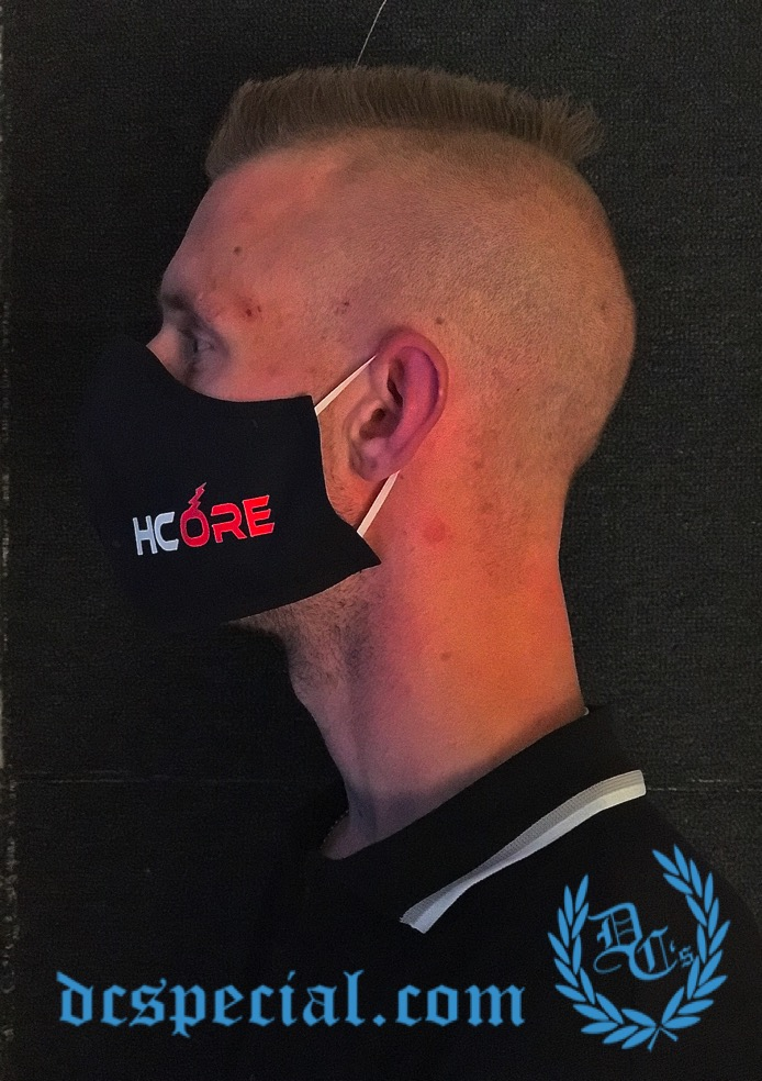 Mouthmask 'Frenchcore'