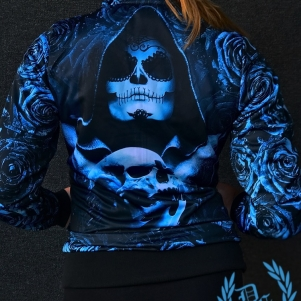 100% Hardcore Ladies Training Jacket 'Los Muertos'
