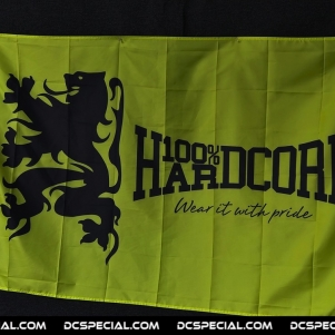 100% Hardcore Flag 'Hardcore Vlaanderen'
