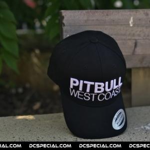 Pit Bull Westcoast Snapback 'TNT Black'