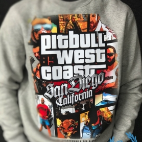 Pitbull West Coast Sweater 'San Diego'