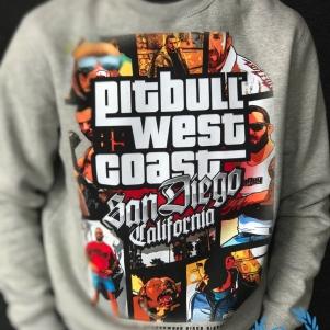 Pitbull West Coast Sweater 'San Diego'