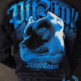 Pitbull West Coast Sweater 'Blue Eyed'