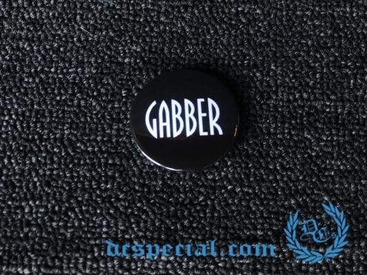 Hardcore Button 'Gabber'