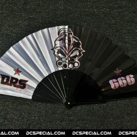 DRS Fan 'Black/White'