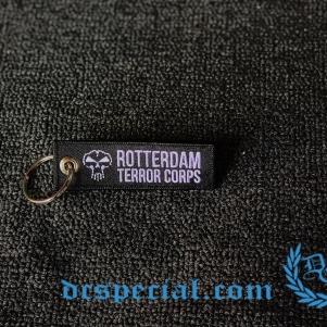 Rotterdam Terror Corps Keychain 'RTC'