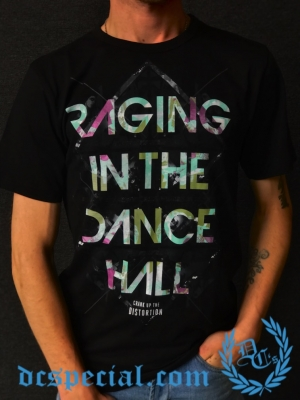 Neophyte Records T-shirt 'Endymion - Raging In The Dancehall'
