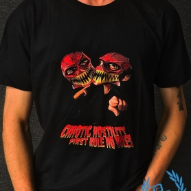 Chaotic Hostility T-shirt 'First Rule'