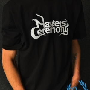 Neophyte Records T-shirt 'Masters Of Ceremony'