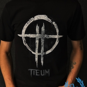 Neophyte Records T-shirt 'Tieum'