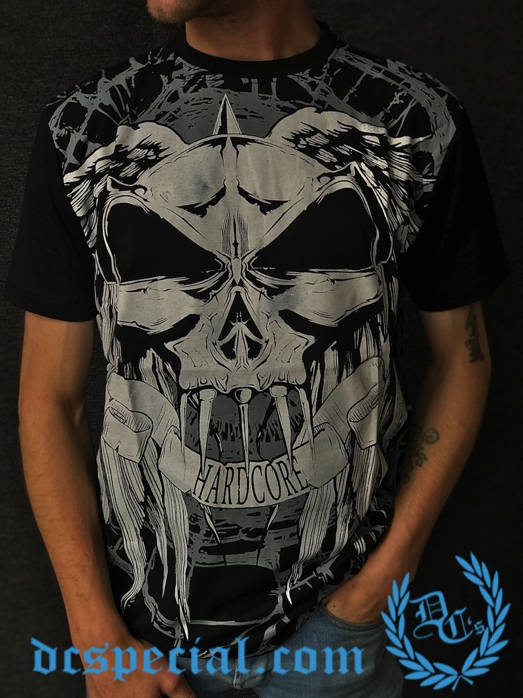 Rotterdam Terror Corps T-shirt 'RTC Allover'