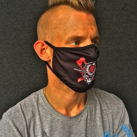 MBK Mouth Mask 'Uptempo Terror'