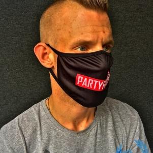 Partyraiser Mondmasker 'Partyraiser'