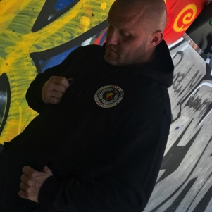 Hardcore Belgium Hooded Sweater 'Eendracht'