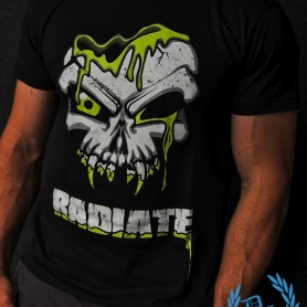DJ Radiate T-shirt 'Bow That Bass'