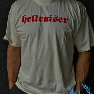 Hardcore T-shirt 'Hellraiser'
