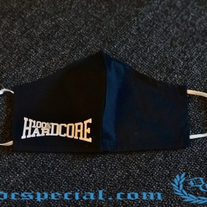 100% Hardcore Mouth Mask 'The Brand'
